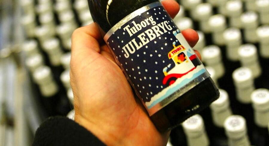 Der er ingen grund til at fejre Tuborgs julebryg, mener Danske Ølentusiaster.