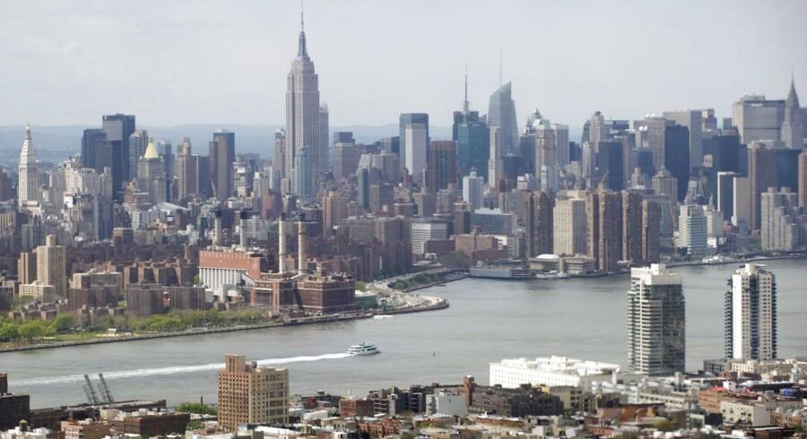 Hvor mange milliarder skal et højhus som Empire State Building koste?