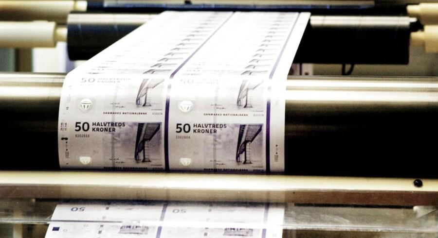 Danmarks offentlige underskud var for 2011 blandt de laveste i EU.