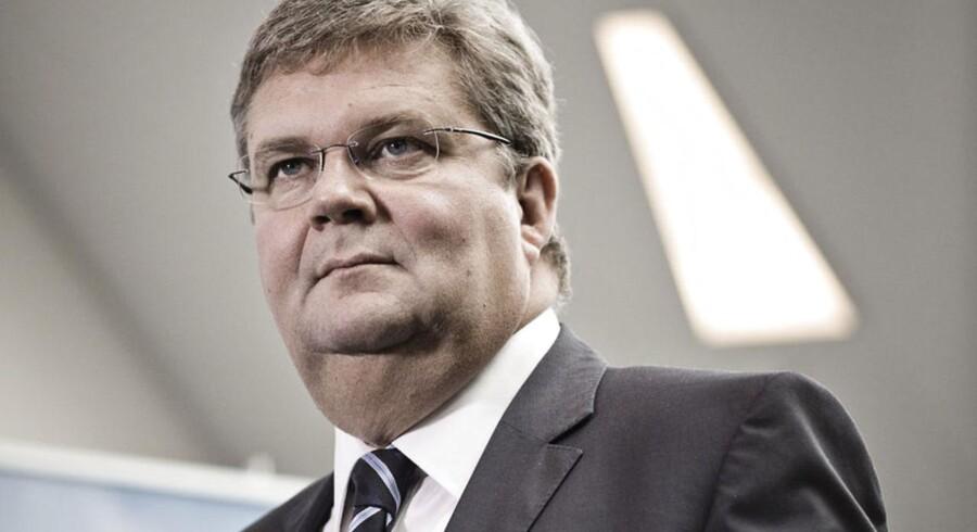Vestas nye koncernchef Anders Runevad.