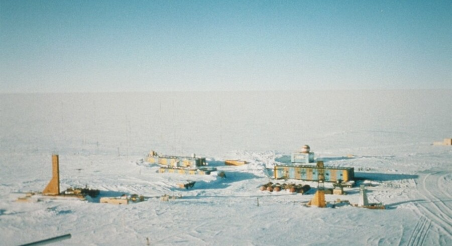 Lake Vostok. Foto: Wikimedia Commons