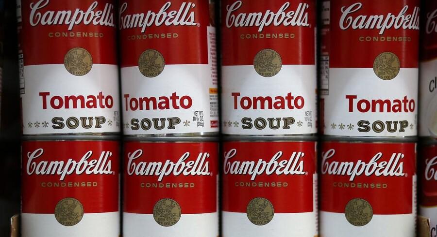 Suppe-producenten Campbell har købt den danske småkageproducent Kelsen.