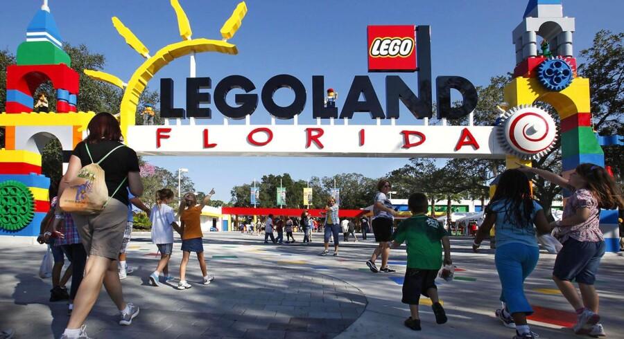 I oktober åbnede Merlin Entertainment det femte Legoland i Winter Haven i Florida. De øvrige ligger i Billund i Danmark, i Windsor i Storbritannien, i Californien i USA og i Günzburg i Tyskland. De sjette Legoland er nu planlagt i Japan, og yderligere en park i Sydkorea kan være på vej.