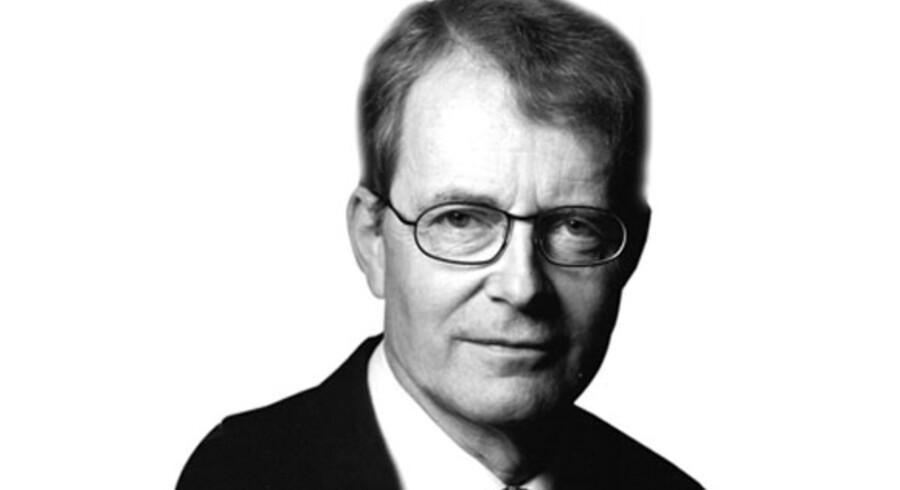 Kaare Weismann, overlæge, professor, dr. med.