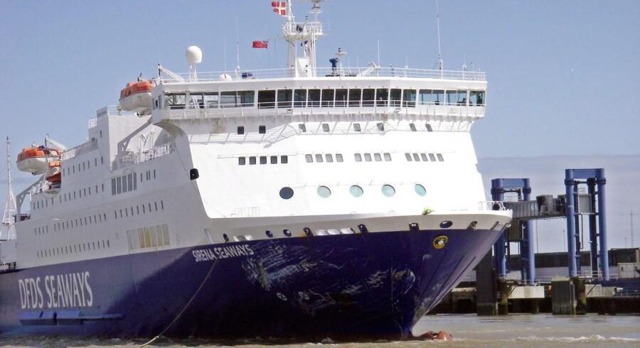 DFDS bekræftede i begyndelsen af maj sin interesse for et eventuelt køb af Scandlines.