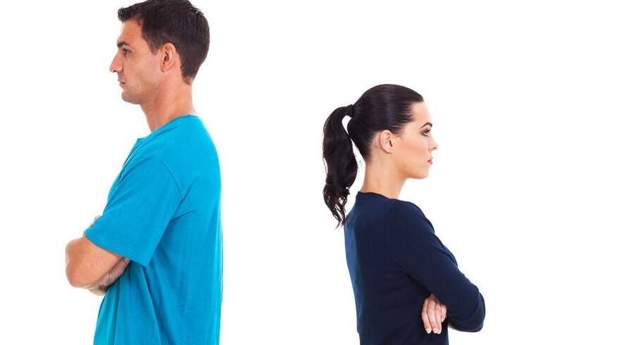 En separation er en slags »prøveskilsmisse«, som ophæves, hvis parterne reelt genoptager samlivet.