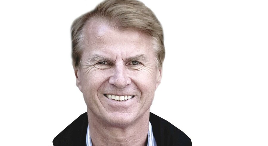 Finn Østrup, Professor, dr.merc., CBS