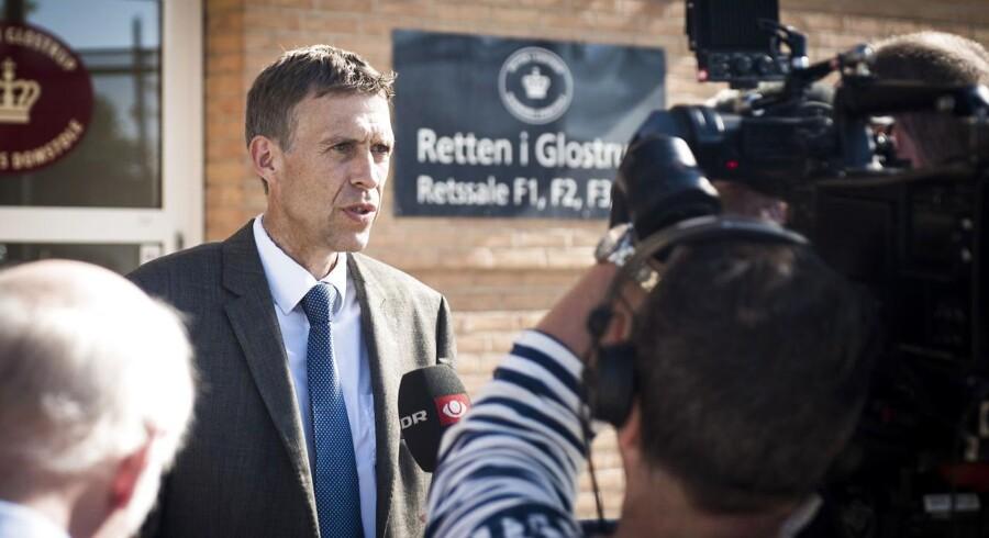 Jørn Thostrup, special-anklager ved Bagmandspolitiet.