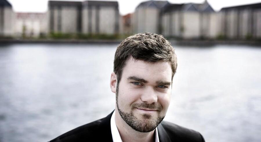 Mofibos grundlægger Morten Strunge.