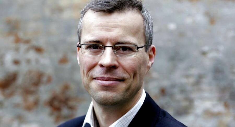 Politisk kommentator Thomas Larsen, Berlingske Tidende