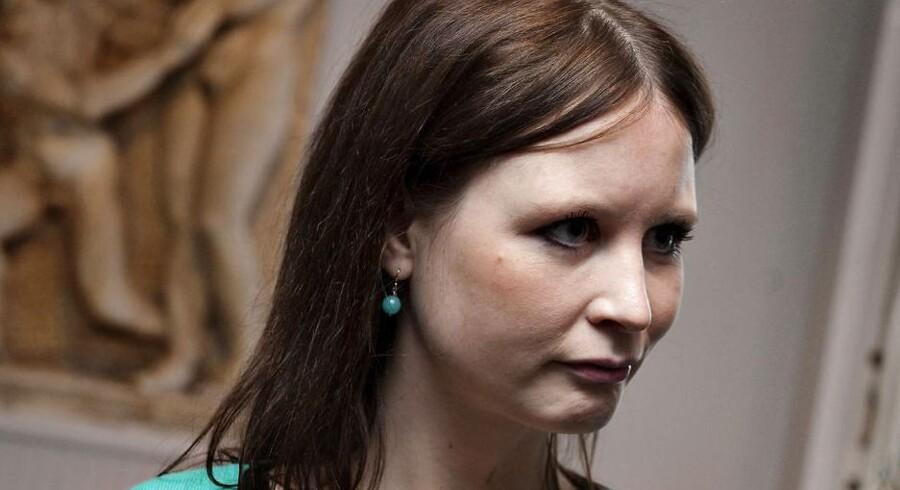 Københavns børne- og ungdomsborgmester Anne Vang (S) sætter nu de langtidsledige forrest i køen til job