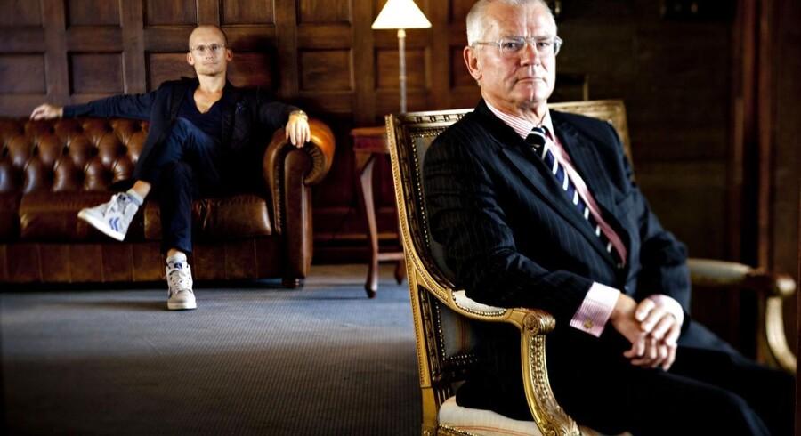 Thor og Christian Stadil har opkøbt en meget stor portion aktier i æggebakkeproducenten Hartmann.
