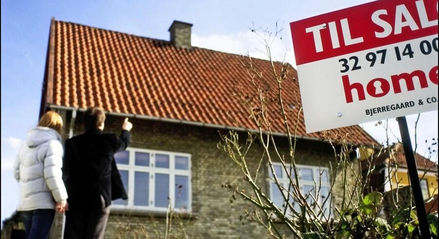 Beboere i hovedstaden er tilhængere af boliglån med variabel rente.