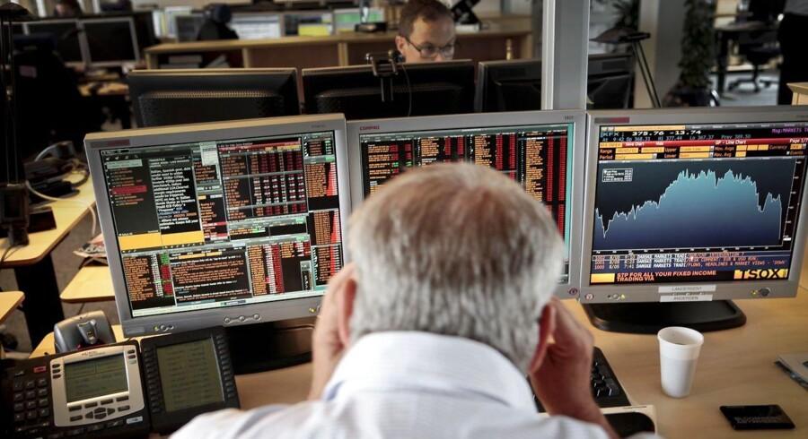 Troen på danske og europæiske aktier er vokset, men inden for en horisont på et år er det stadig nye markeder, som investorerne tror mest på.