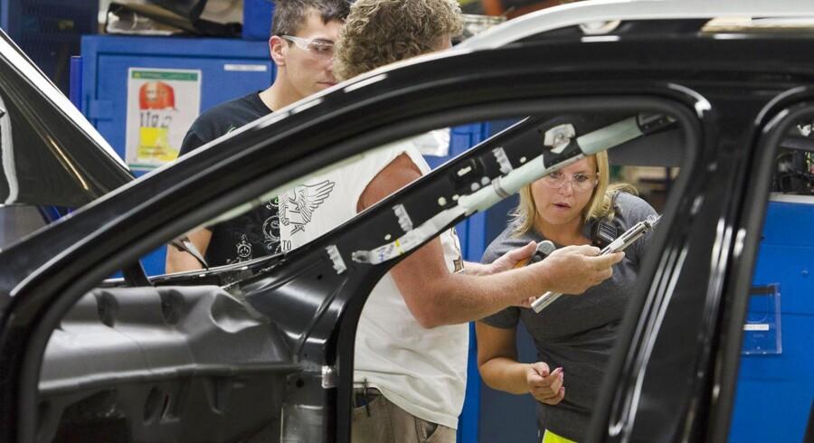 Fiat var med at til at redde Chrysler og tusindvis af amerikanske arbejdspladser. Den anden store aktionær er medarbejdernes pensionsfonde.