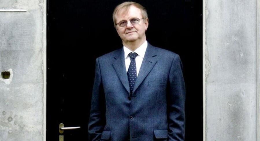 Jens Oddershede, rektor, SDU