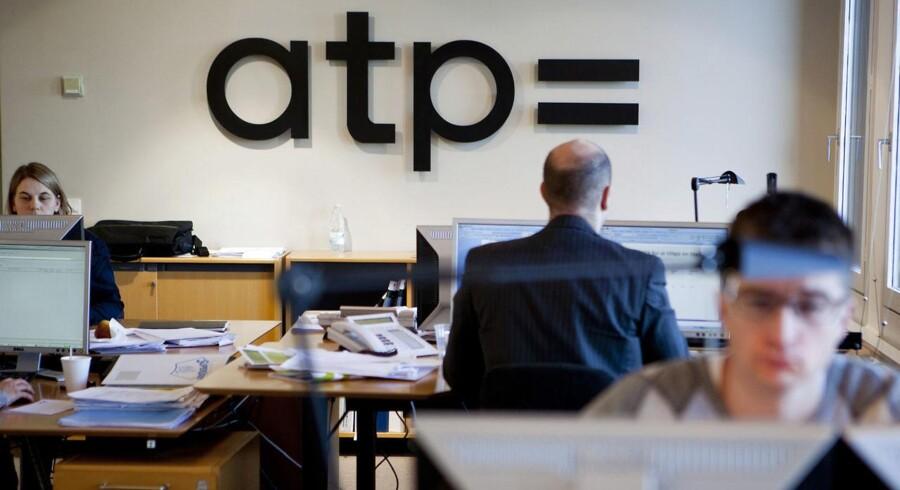 Interessen for at øge ATP-bidraget er lille, og det kan på sigt få ordningen til at falde i betydning og smuldre væk.