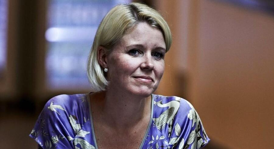 Der er brug for mindst ti år med stilstand i grundskylden, mener Venstres spidskandidat i København, Pia Allerslev