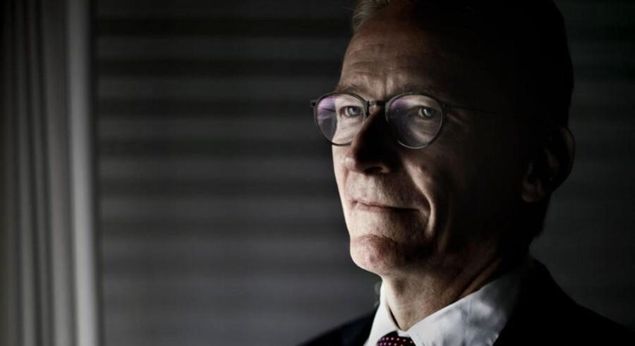 CEO i Coloplast, Lars Rasmussen.