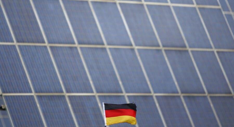 Væksten i tysk økonomi var stærk i begyndelsen af året, og selv om økonomien nu bremser op, er der ikke noget, der tyder på, at den vil gå i stå.