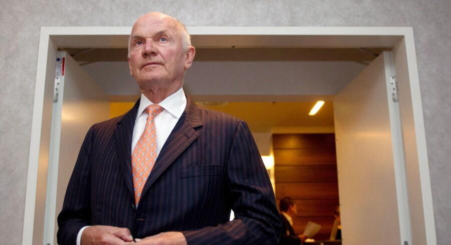 Ferdinand Piëch vil engang i efteråret forlade posten som formand for bestyrelsen i Volkswagen.