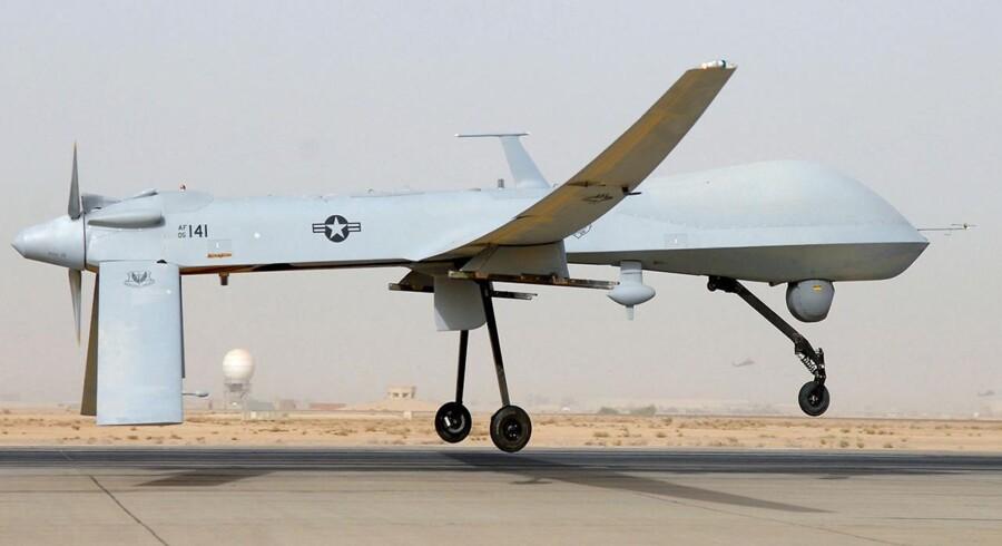 Dronefly model Reaper.