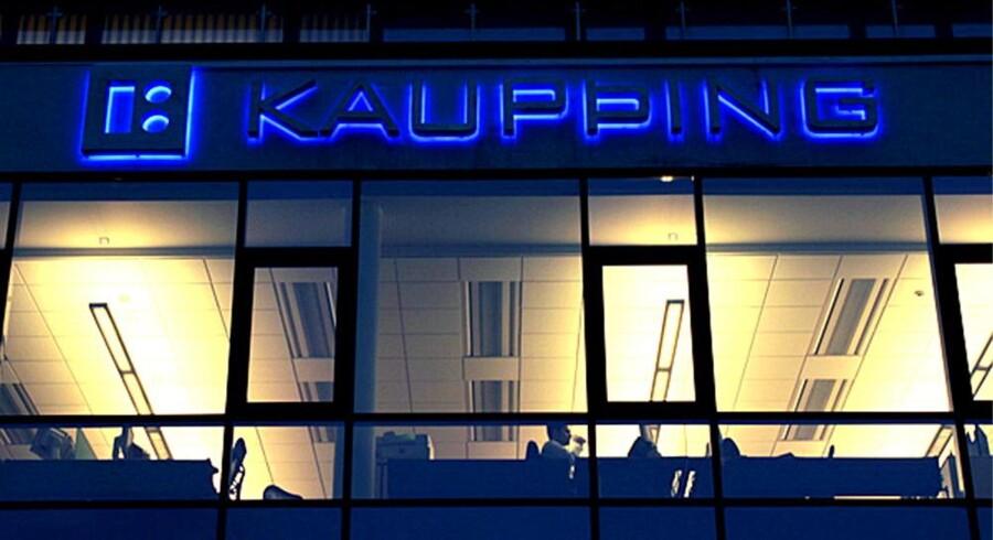 Den islandske Kaupthing Bank