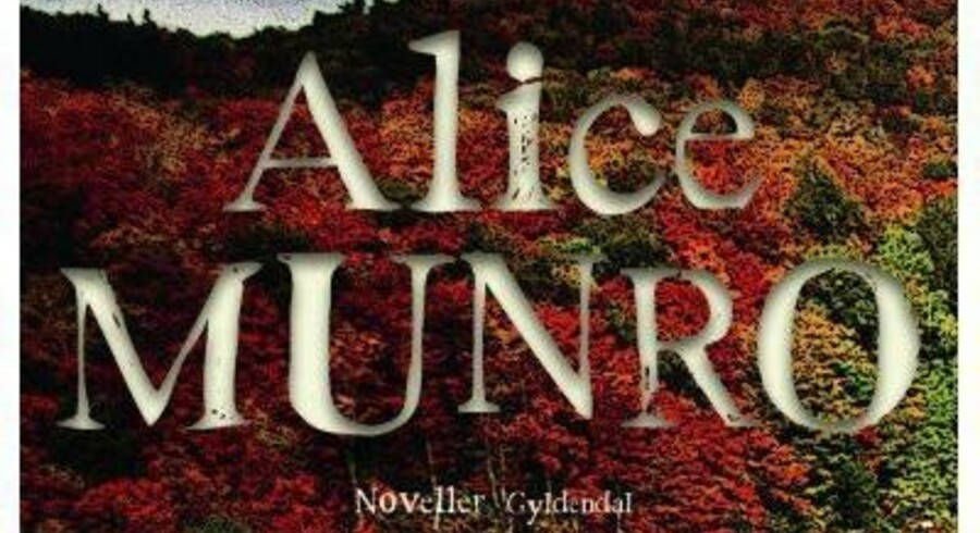 Alice Munros nye novellesamling, »Livet«.