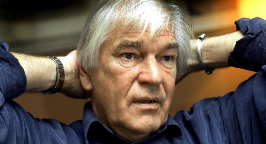 Jan Stage døde i 2003, 66 år gammel. Arkivfoto: Keld Navntoft