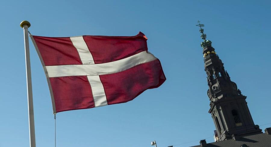 Selv om Danmark i en ny undersøgelse kåres til at være det femtebedste land i verden at drive virksomhed i, så er dansk velstand fortsat under et betydeligt og stigende pres.