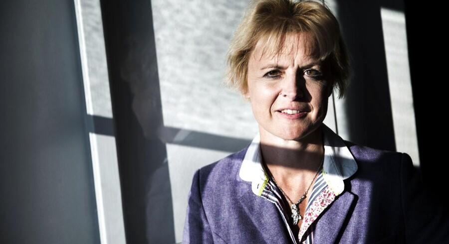 Tidligere klima- og energiminister Lykke Friis skal sidde i Vestas bestyrelse.