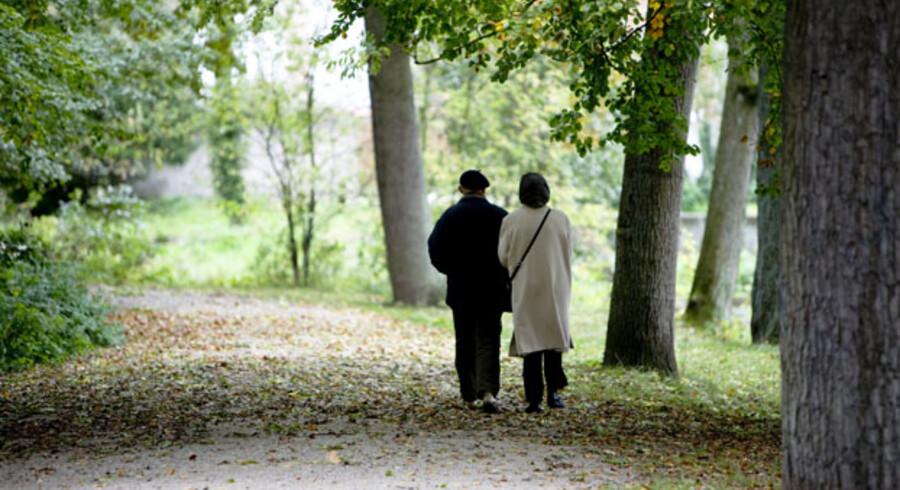 Forbrugerrådet anbefaler, at man vælger flere forskellige typer pension i stedet for kun at satse på én.