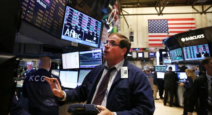 Der er fare for en korrektion på aktiemarkederne i 2014, konkluderer Sydbank i en ny analyse.