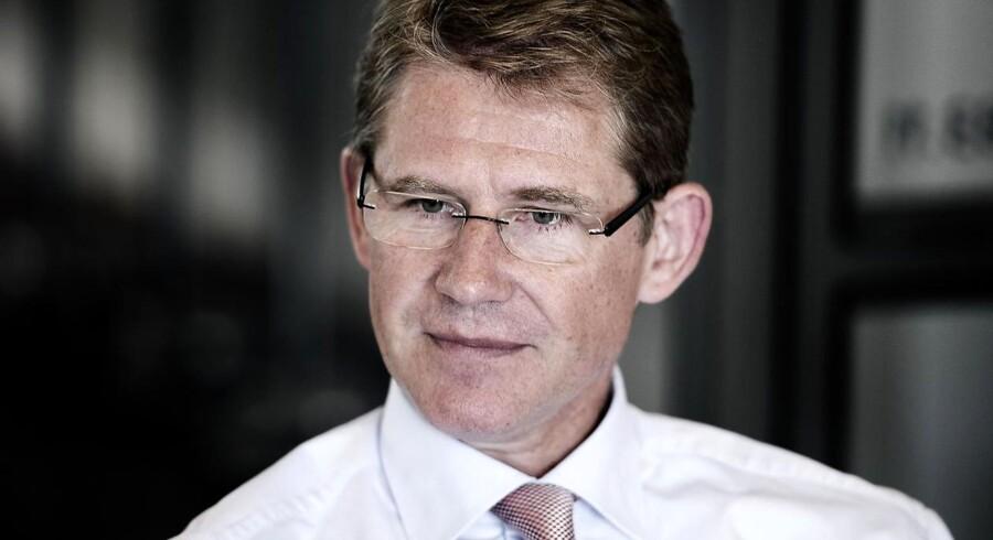Novos koncernchef Lars Rebien Sørensen forsikrer, at Novo Nordisk opfører sig etisk forsvarligt, og det er nok for ATP.