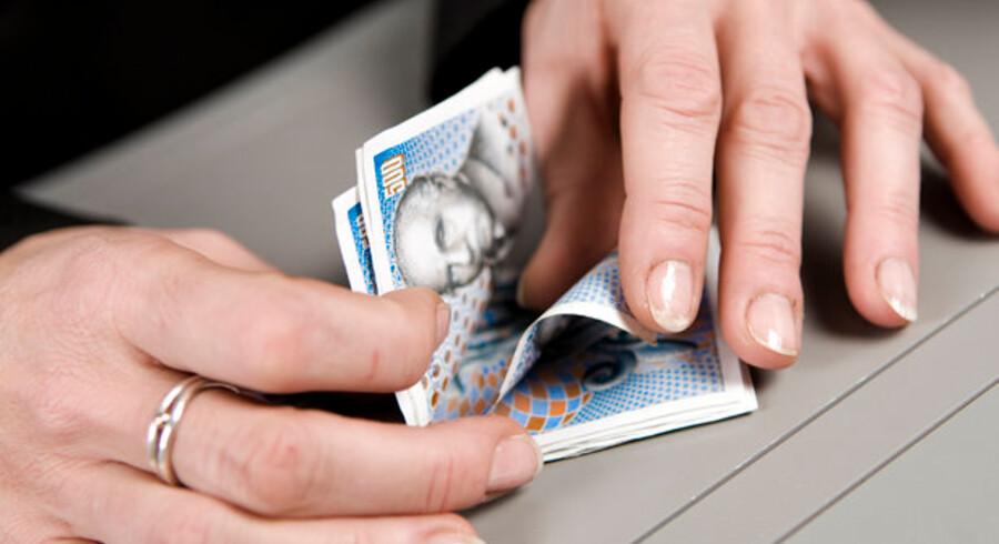 Velstand er en relativ størrelse, men statistikken fortæller om fordelingen af pengene i Danmark.
