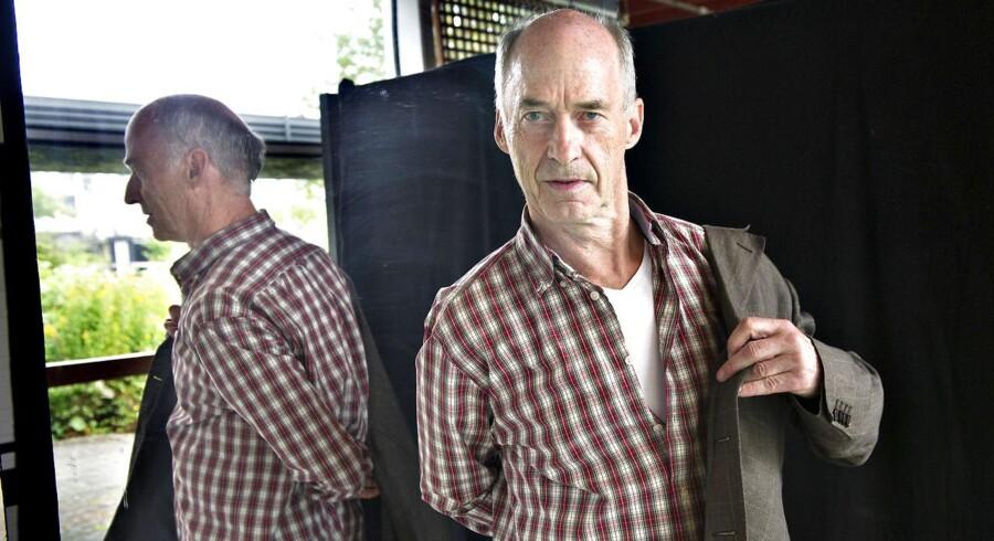 Skuespiller Stig Hoffmeyer i rollen som Niels Reinhardt anede intet, om han var morderen før til sidst.
