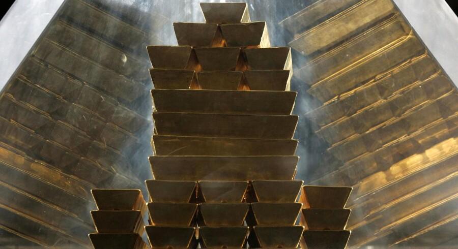 Guld svarende til over seks milliarder kroner i nutidens priser blev i 1939 overført fra en tjekkisk konto til den tyske Reichsbank - med Bank of Englands medvirken.
