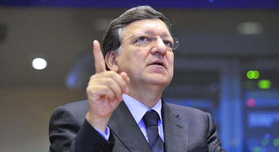 Formanden for EU-Kommissionen Jose Manuel Barroso er optimistisk.