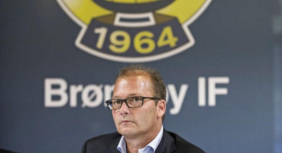 »Vi er rigtig glade for, at der var enstemmig opbakning på den ekstraordinære generalforsamling til også denne kapitaludvidelse,« siger adm. direktør i Brøndby IF Tommy Håkansson.