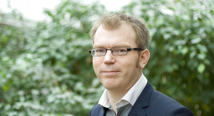 » På længere sigt er de reformer, som Grækenland er blevet presset til at gennemføre, også en kæmpe fordel.«, lyder det fra Mikkel Høegh.