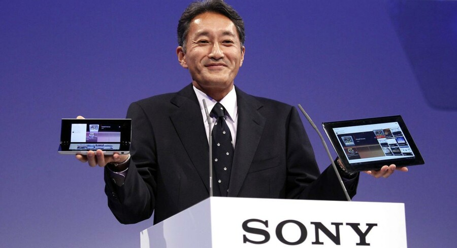 Sony er på vej med sine første tavlecomputere Tablet P og Tablet S - og til dem kommer mange store spil.