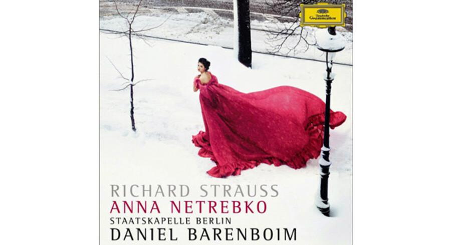 »Vier letzte Lieder« og »Ein Heldenleben« af Anna Netrebko med Staatskapelle Berlin og Daniel Barenboim.