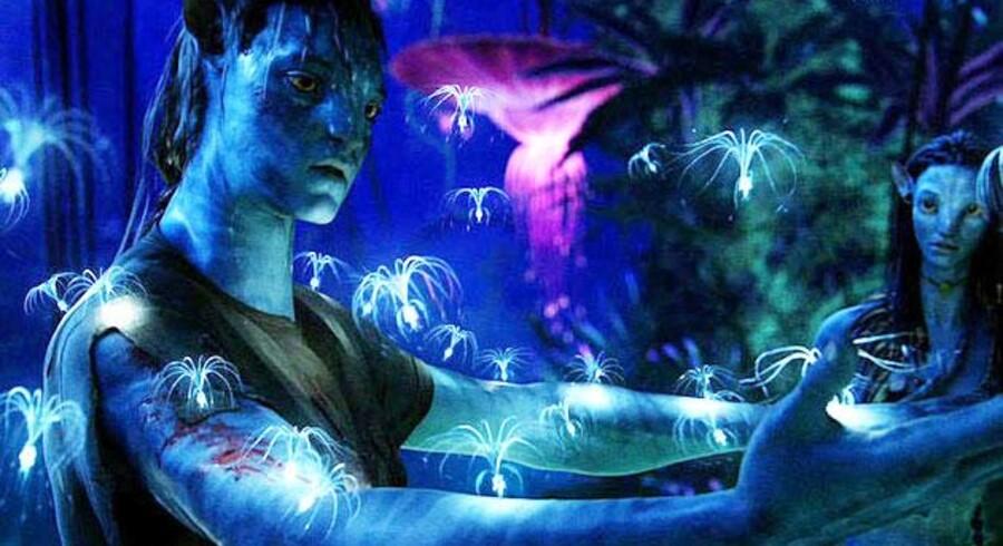 Avatar af James Cameron repræsenterede det ultimative ved 3D-film.