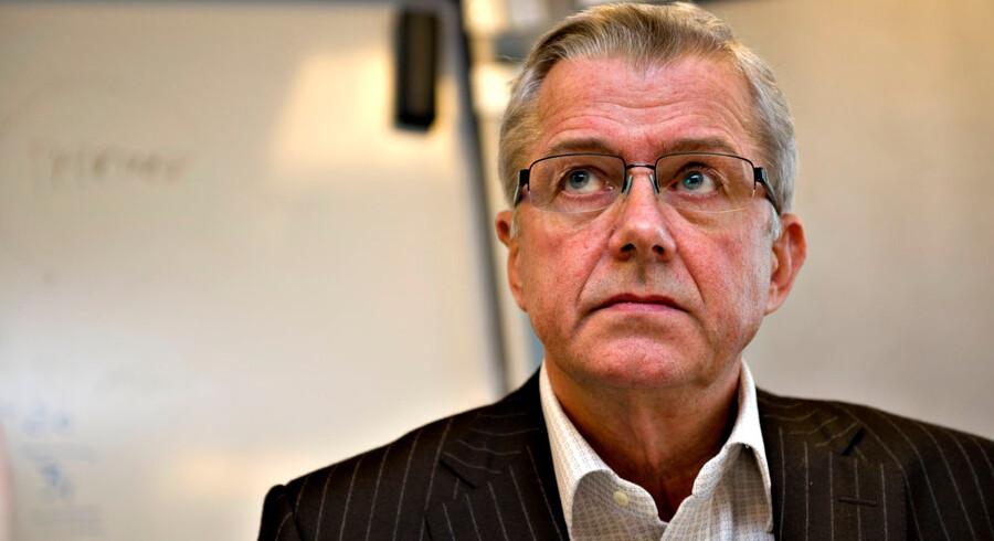 Tidligere IT Factory-formand Asger Jensby risikerer fængselsstraf for skatteundragelse.