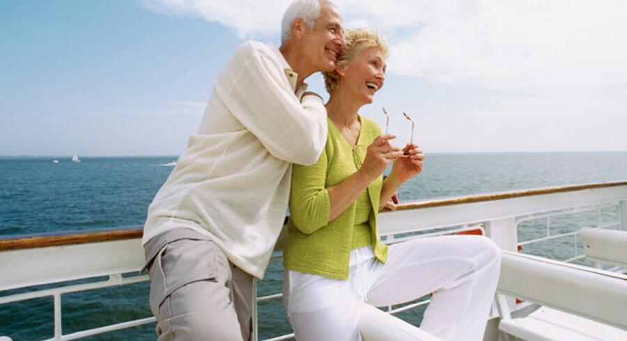 Pensionister i hovedstadsområdet vil i gennemsnit have over én million kroner mere i opsparing end pensionister fra det nordlige Jylland.