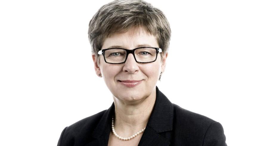 Linda Overgaard, Erhvervsredaktør.