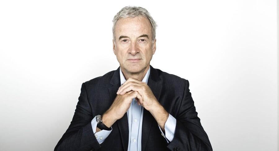 Jens Chr. Hansen, Erhvervkommentator