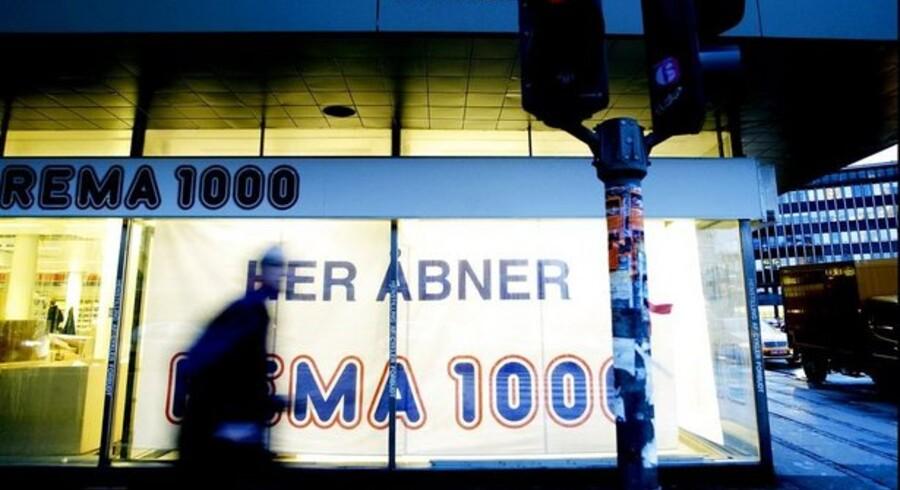 Remas nuværende andel af markedet på 4,3 pct. skal firdobles til det niveau, hvor Rema 1000 er i Norge.
