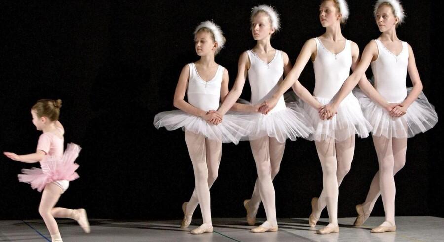 Musikskolen i Ringkøbing-Skjern er et kommunens kulturelle flagskibe. Her er det musikskolens balletbørn, der opfører Tjajkovskijs Svanesøen på Grene Scenen i Skjern.