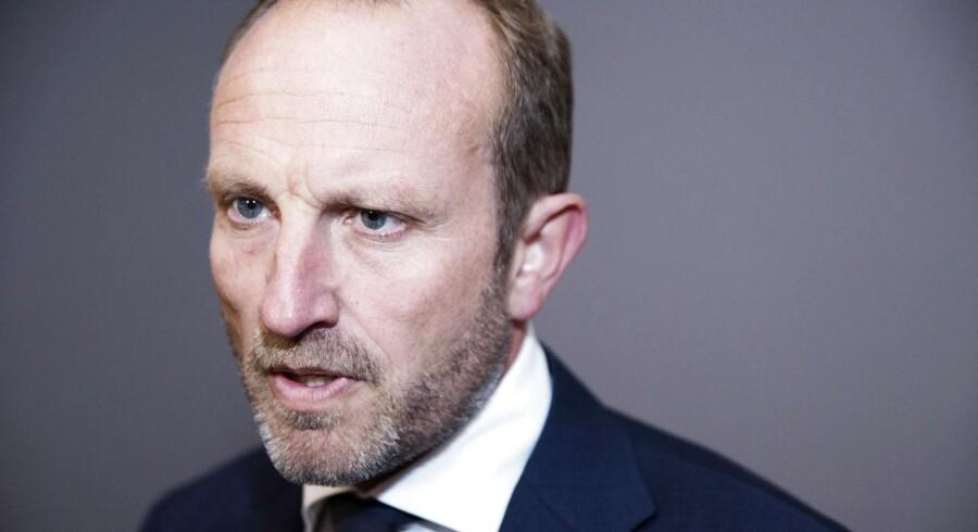 ARKIVFOTO. Udenrigsminister Martin Lidegaard.